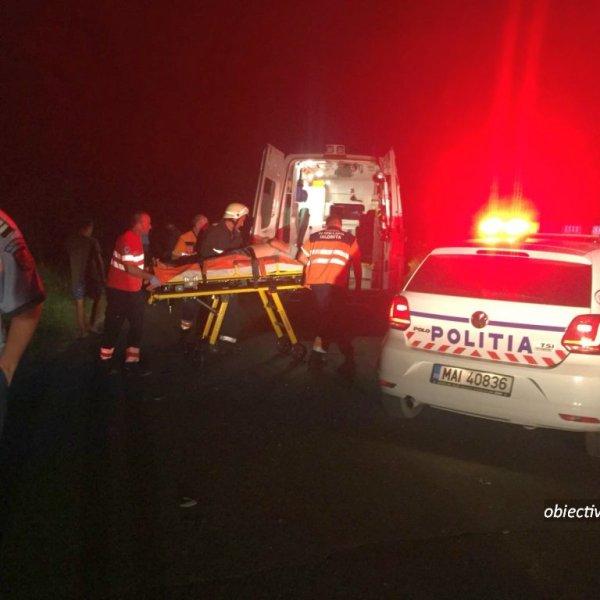 Accident rutier între Slobozia și Ciulnița. Trei victime