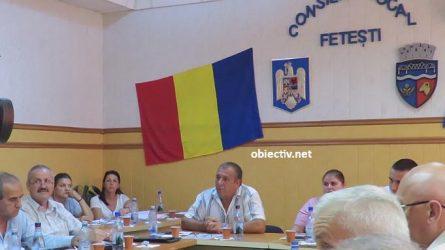 Sedinta Consiliul Local Fetesti