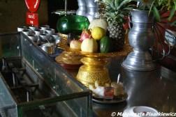 Budda lubi dobre posiłki i napoje