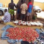 Terrorism: Security Operatives Arrests 5 Igbo Arms Dealers  Who Supply Boko Haram