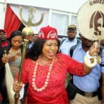 Stella Oduah Crowned Gets Chieftaincy Title