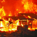 Mother, 7 Children Burnt To Death In Ebonyi