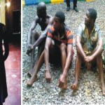 Ebonyi State Police Command Parade 4 Rapists
