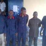 Fake Civil Defense Corps Member Arrested In Onitsha With 25 Calibre Pistol