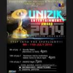List Of Nominees, UNIZIK Entertainment Awards