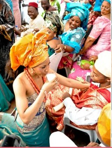 Igbo traditional marriage