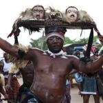 Akwamozu, the traditional funeral rite performed in Igbo land