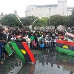 Nigerians Banished From Senegal Stadium For Displaying Biafra Flags