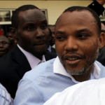 BREAKING: Nnamdi Kanu Remanded In Kuje Prison