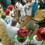 Amaechi, Others Storm Anambra For Ngige's Father Burial (PHOTOS)