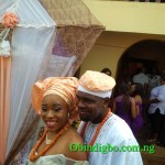 Exclusive: Super Eagles Star Chibuzor Okonkwo Weds Lover (Photos)