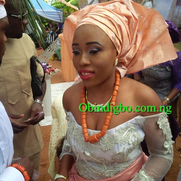 Chibuzor Okonkwo's lover Stella Nkiruka Ezidiegwu