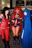Wonder Girl, Starfire and Raven...Titans Go!