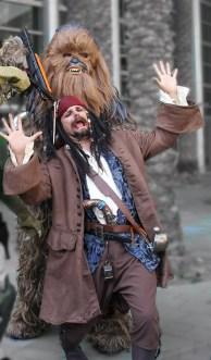 Uhmm Jack...Let the Wookie Win