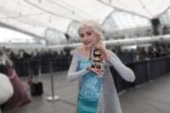 Fun Elsa from Frozen Cosplay