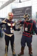 Awesome Nova & Starlord Cosplay
