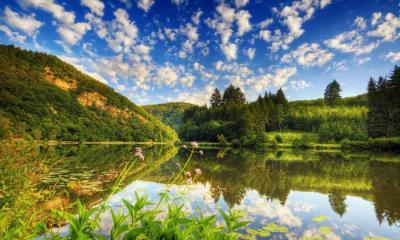 Как Адам и Его жена Ева жили в Раю