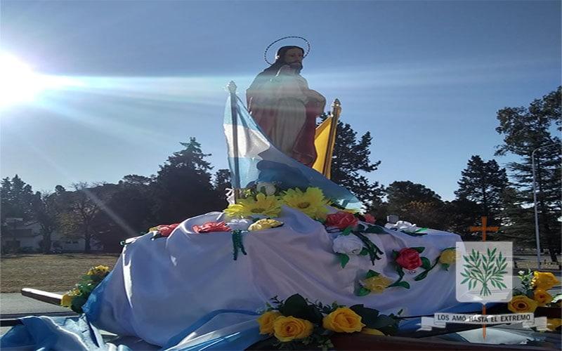 Córdoba | ¡Bendito y alabado sea este Sagrado Corazón que, por amor a la humanidad, ya nunca dejará de latir!