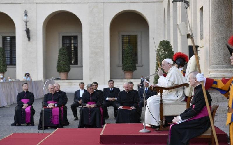 Papa Francisco | El amor verdadero, que nos hace fecundos y libres, es siempre expansivo e inclusivo