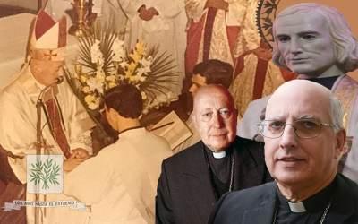 Mons. Olivera | Hoy renuevo mi deseo de ser todo para mi pueblo