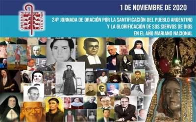 Mons. Olivera   Todos estamos llamados a ser Santos y debemos rezar por ello