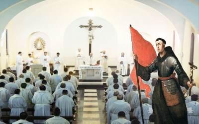 Cuarto día de Novena a San Juan de Capistrano, Santo Patrono de los Capellanes Castrenses
