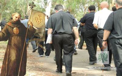 Sexto día de Novena a San Juan de Capistrano, Santo Patrono de los Capellanes Castrenses
