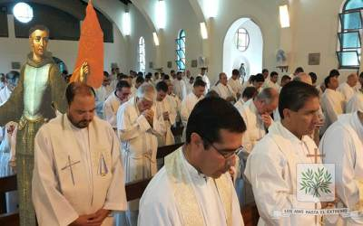Noveno día de Novena a San Juan de Capistrano, Santo Patrono de los Capellanes Castrenses