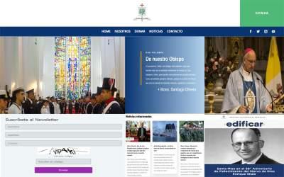 Suscríbete al Newsletter de la Diócesis Castrense de Argentina y recibirás la nueva edición de fin de año
