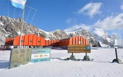 Mons. Olivera   Recordar el 117° Aniversario de la presencia argentina en la Antártida nos llena de orgullo, sabiendo que no es sólo el pasado