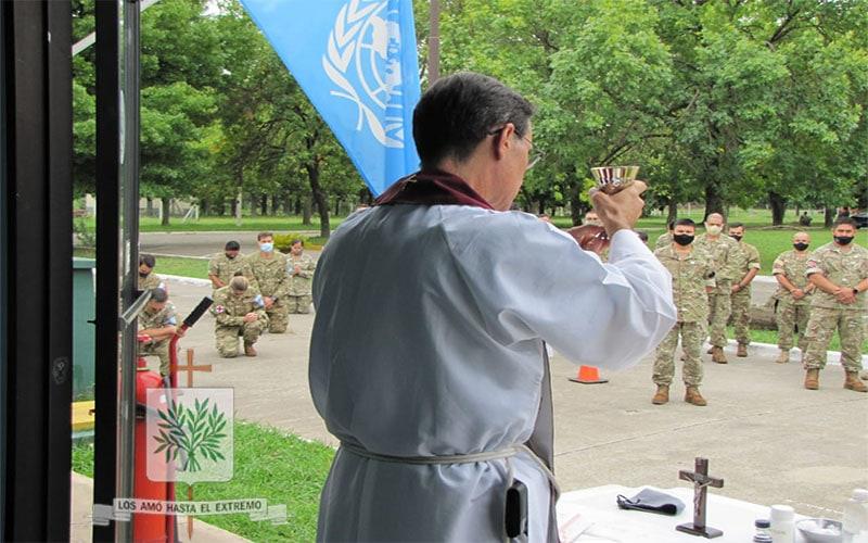 Mons. Olivera | Sean signo y presencia de Paz