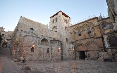 Mons. Olivera alienta a participar de la Colecta destinada a Tierra Santa