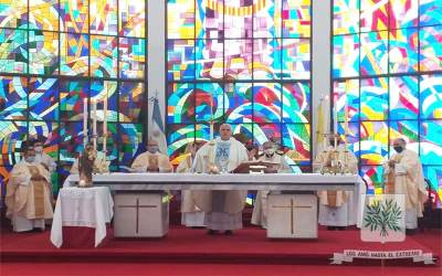 Mons. Olivera | San José, es un excelente modelo para aceptar, para vivir, para descubrir la voluntad de Dios y cumplirla