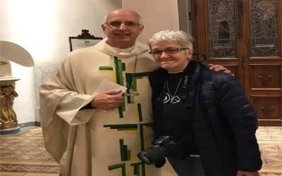 Mons. Olivera | Claudia tenía en la vida Diocesana y en la Iglesia, su familia, que el Señor le dé el descanso eterno y brille para ella la luz que no tiene fin