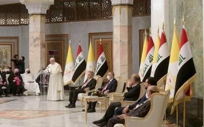 Papa Francisco | La coexistencia fraterna necesita del diálogo paciente y sincero, salvaguardado por la justicia y el respeto del derecho