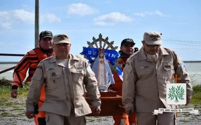 Séptimo día de Novena a Ntra. Sra. de Luján, Patrona de la Diócesis Castrense de Argentina