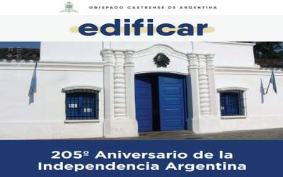 Edificar N° 23 | Celebrar la Independencia, debe encontrarnos más hermanos, para trabajar por una Patria inclusiva, donde todos podamos sentirnos en cas