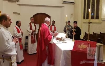 Mons. Olivera | El Cura Brochero supo asumir la Cruz y ayudó a los demás, para qué asuman la propia