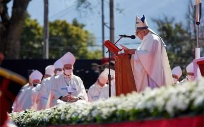 Mons. Olivera | Es Providencial que en este tiempo tengamos como referente al Beato Fray Mamerto Esquiú