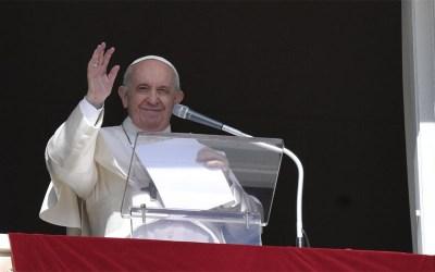 Papa Francisco   Cuando la fe está viva, la oración es sincera, a Jesús, que todo lo puede, hay que pedirle todo