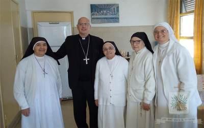 Mons. Olivera | Santa Teresita nos recuerda que la santidad es posible