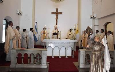 Quinto día de Novena a San Juan de Capistrano