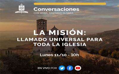 La Misión: Llamado universal para toda la Iglesia