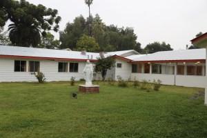 Casa de ejercicios Chacachuin