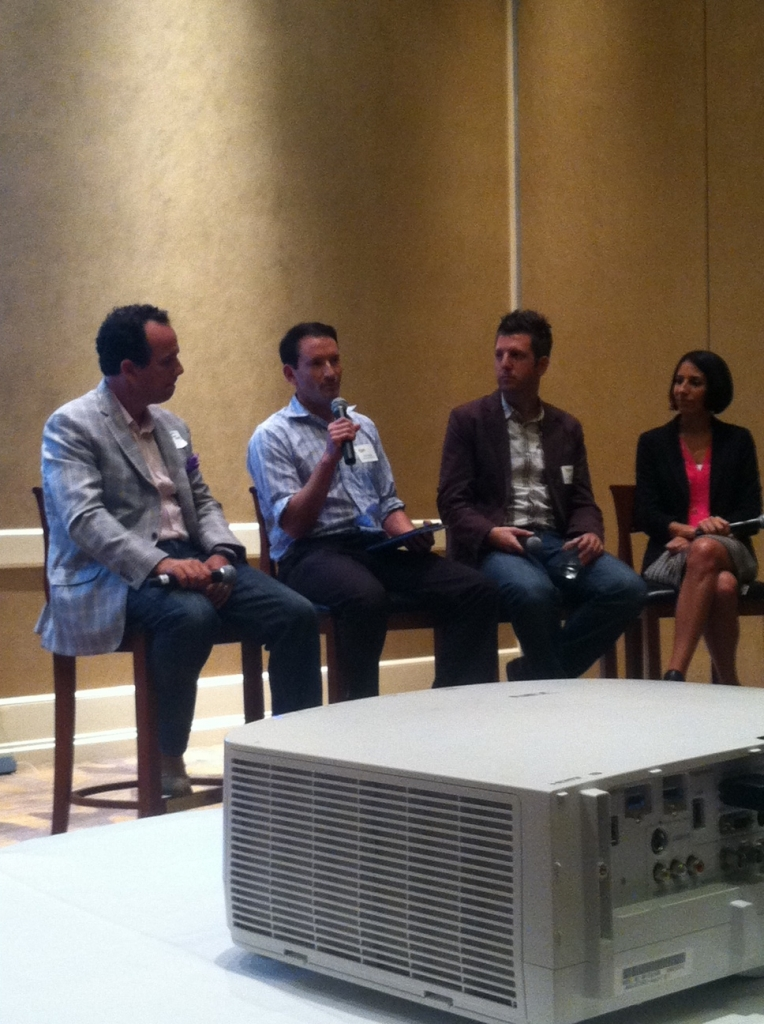 Success in Content Marketing Panel