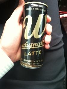 Whynatte Latte - Delicious!