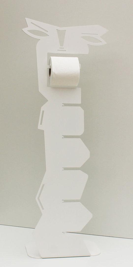 Porte papier toilette design - Porte papier wc sur pied ...