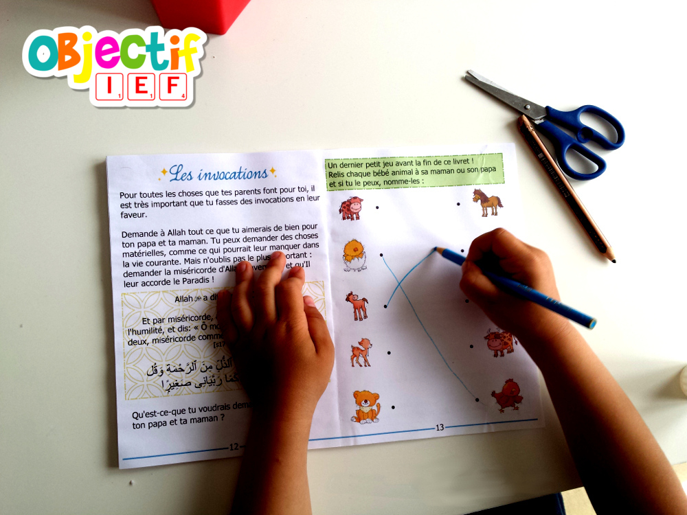parents bon comportement Islam Objectif IEF gratuit