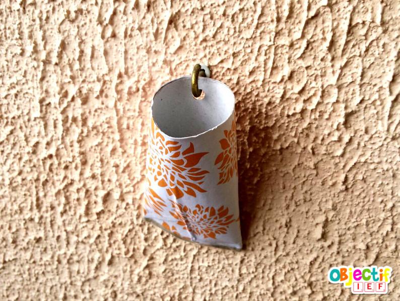 fleurs en papier activité créatives printemps Objectif IEF