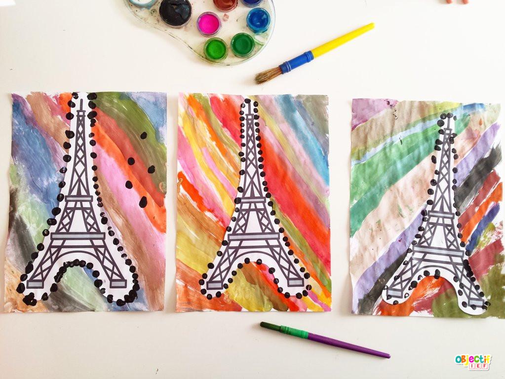 arts visuels tour du monde